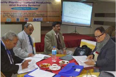 ICRAF-South Asia supports Guidelines for Production of Quality Planting Material in India