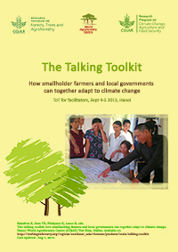 Talking toolkit training cover