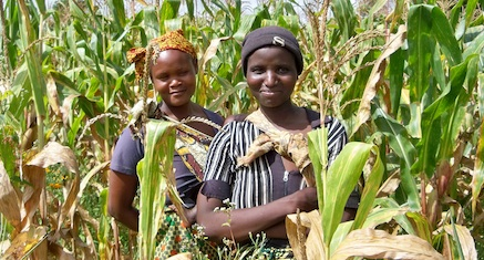 The gender imperative in food security